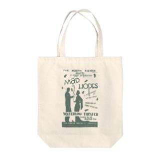 ヴィンテージポスタートートバッグ(Mad Hopes) Tote bags