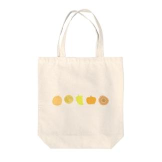 秋色のいろいろ Tote bags