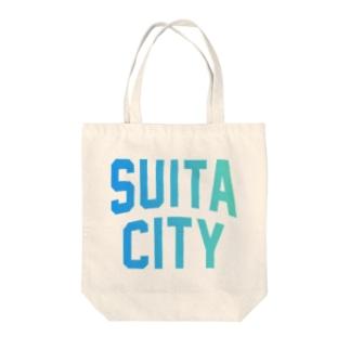 吹田市 SUITA CITY Tote bags