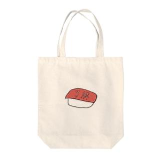 了解寿司 Tote bags
