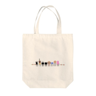 電子部品なトートバック Tote bags
