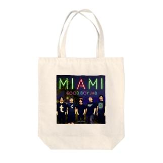 MIAMI Tote bags