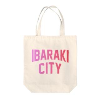 茨木市 IBARAKI CITY Tote Bag