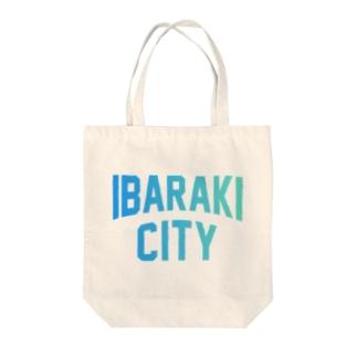 茨木市 IBARAKI CITY Tote bags