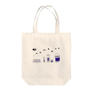 cosmical Tote bags