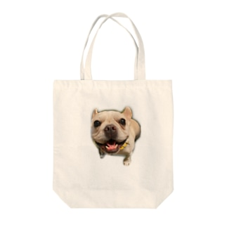 ピーちゃん2 Tote bags