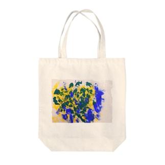 Singing and DancingⅡ Tote bags