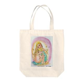 あなたの中の聖母を思い出す Tote bags