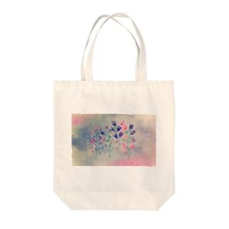 カンパニュラ Tote bags