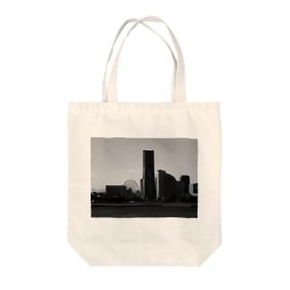 みなとみらい(写真) Tote bags