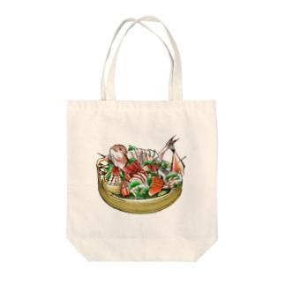ロリータ女の子 Tote bags