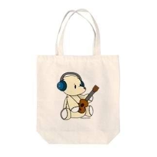 ONGAKUMA Tote bags