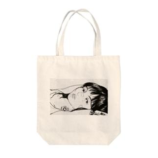 ヤル気スイッチgirl Tote bags