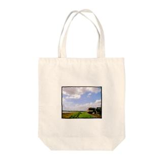 Onochan Rails 1 Tote Bag