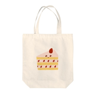 いちごショートケーキちゃん Tote Bag