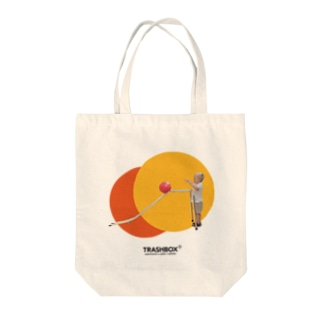 """""""Bowling"""" Tote bags"""