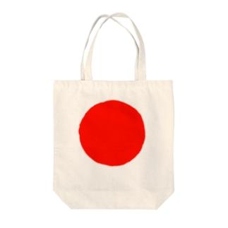 日本代表シンボル「日の丸」 Tote bags