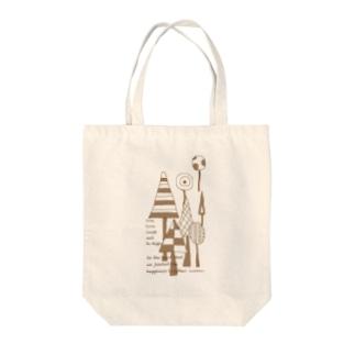 き Tote bags