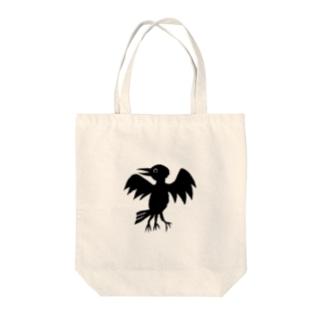 ヤタガラス-200922 Tote bags