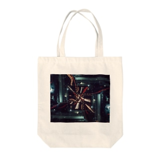 Untitled Tote bags