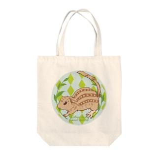 ジュウサンセンジリス02 Tote bags