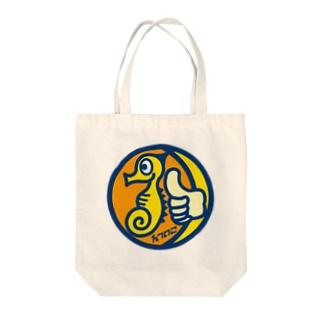 パ紋No.2776 たつのこ Tote bags