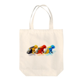 GUPPY(3色) Tote bags