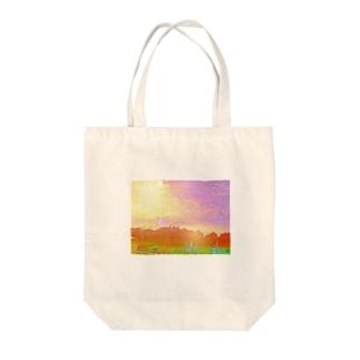 夢の中の世界 Tote Bag
