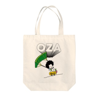 OZAのパラグライダーで挑戦 Tote bags