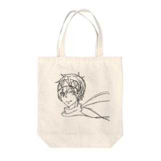 勇者M Tote bags