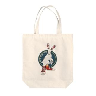 うさこ Tote bags