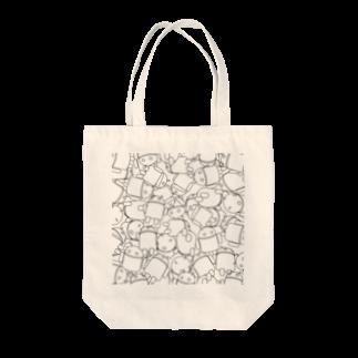 shobaba88のドロイドくん盛りトートバッグ