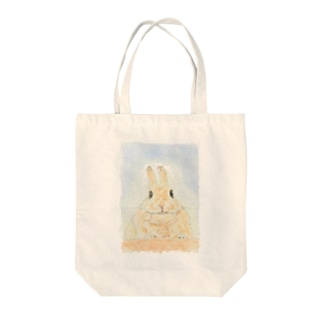 もふもふ神(みかん) Tote bags