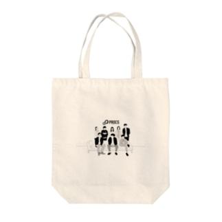 procs8 Tote bags