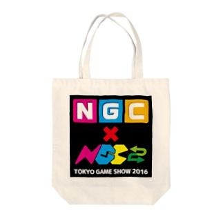『NGC×NGC2』(TGS2016Ver.) Tote bags