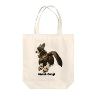 コギケツ Tote bags
