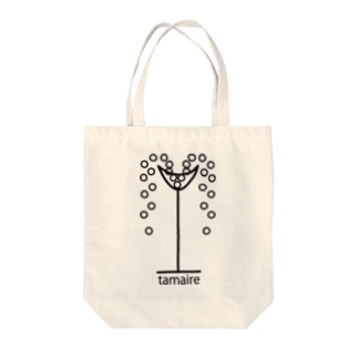tamaire ※Bパターン(カラー1) Tote bags