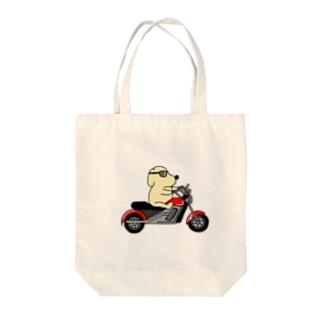 ハーレー犬 Tote Bag