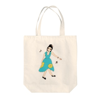 夢魅心地 Tote bags