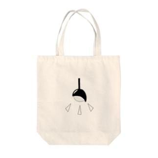 照明 Tote bags