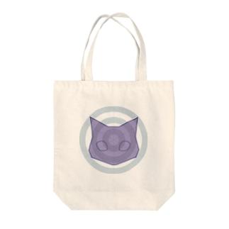 ネコちゃんチャート Tote bags