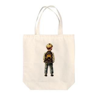 Still There Tote bags