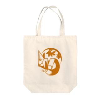 aniまる キツネ / T-shirt Tote bags