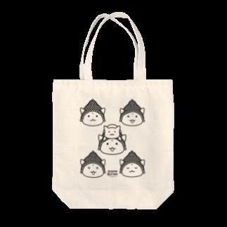 PygmyCat suzuri店の仏にゃんs Tote bags