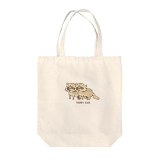 アライグマのフェ~ Tote bags
