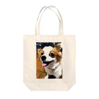ラムちゃんトートバッグ Tote bags