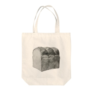 食パン(昼食) Tote bags