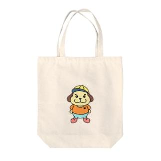 トッパー・ラッキードッグ・ジュニアくん Tote bags
