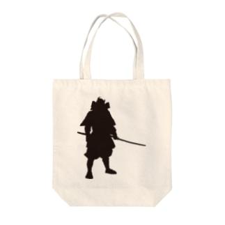 影武者 Tote bags
