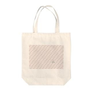 ハリネズちゃんを探せ的な Tote bags